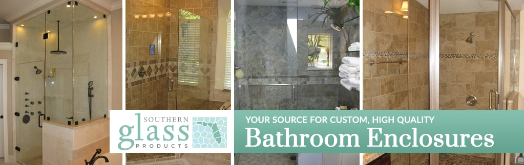 Lakeland Custom Glass Shower Enclosures